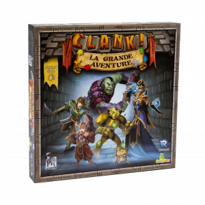 Clank ! - La Grande Aventure