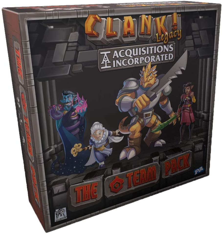 Clank! Legacy: Acquisitions Incorporated - The C Team