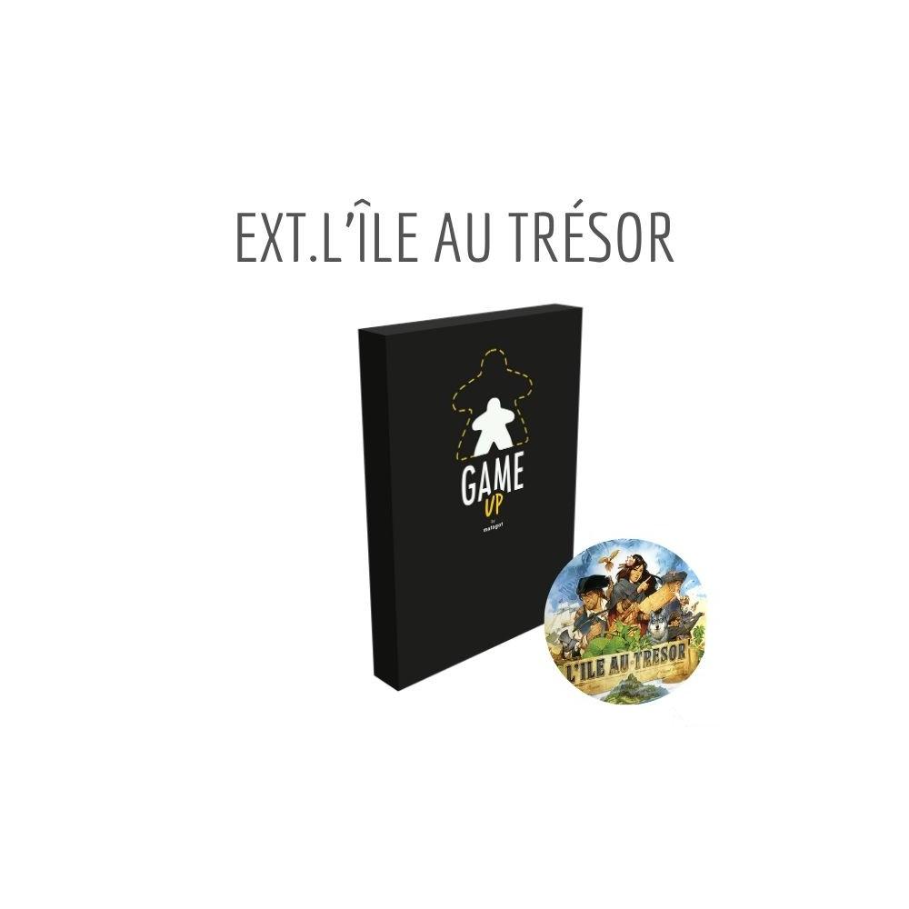 L'île Au Trésor - Game Up