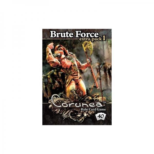 Corunea - Brute Force Extra Pack 1