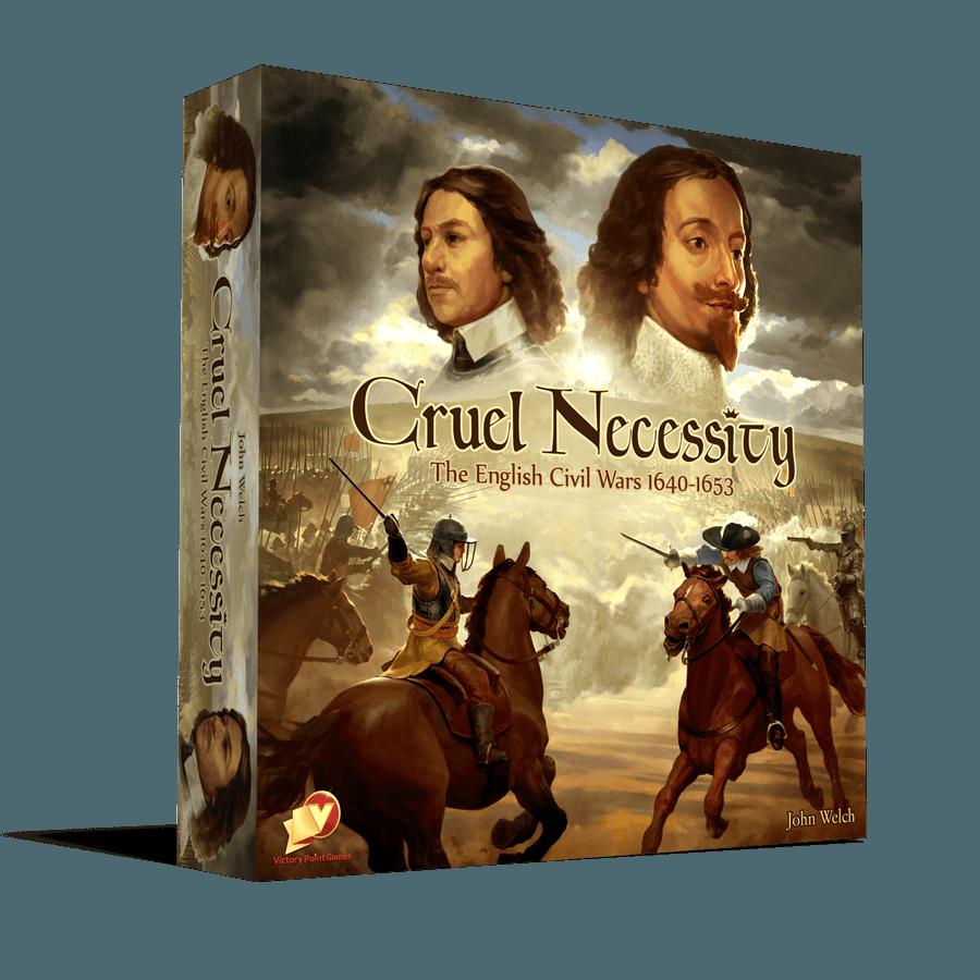 Cruel Necessity (second Edition): The English Civil Wars 1640