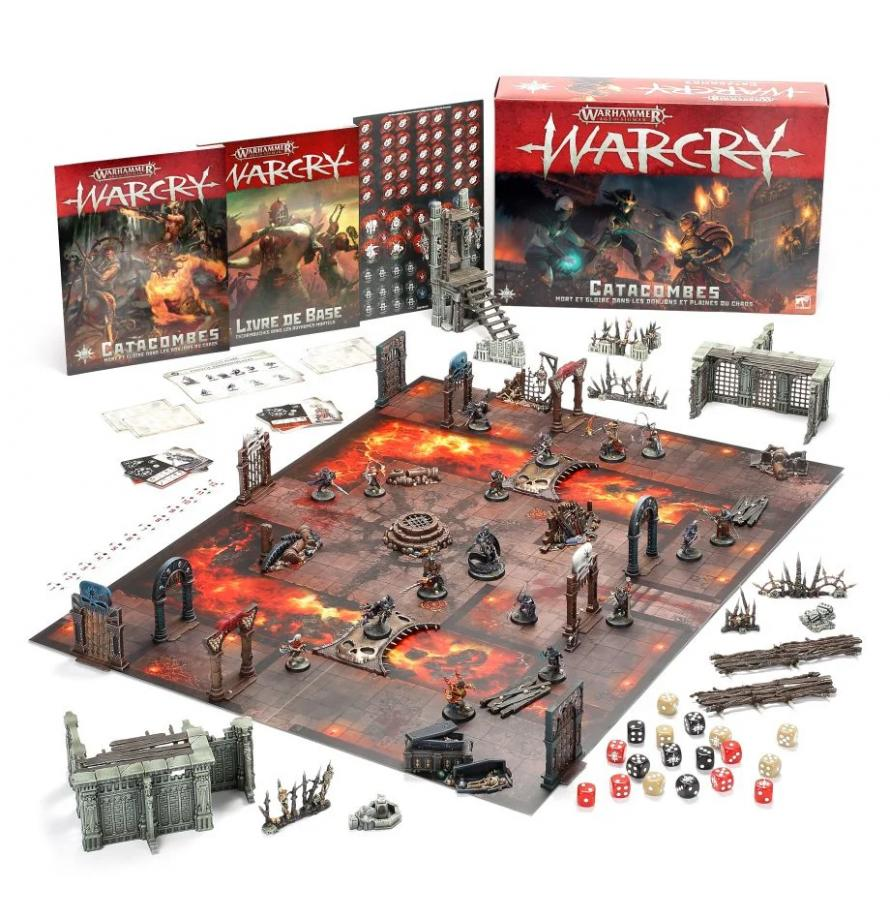 Age of Sigmar: Warcry - Catacombs