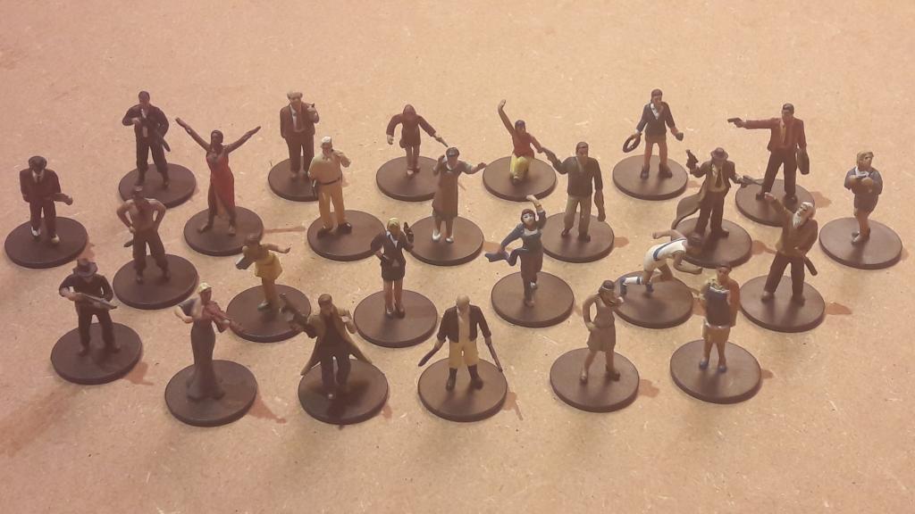 Horreur à Arkham - Figurines Investigateurs Premium