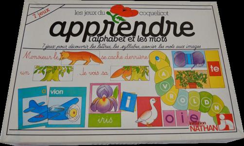 Apprendre L'alphabet Et Les Mots