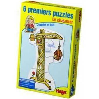 6 Premiers Puzzles : Le Chantier