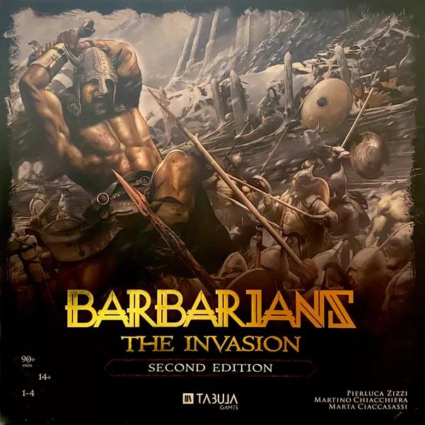 Barbarians : The invasion - Second Edition