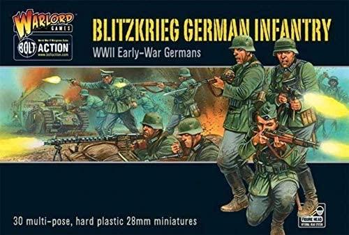 Bolt Action - Blitzkrieg German Infantry