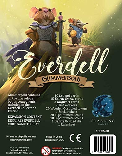 Everdell - Glimmergold Upgrade Pack