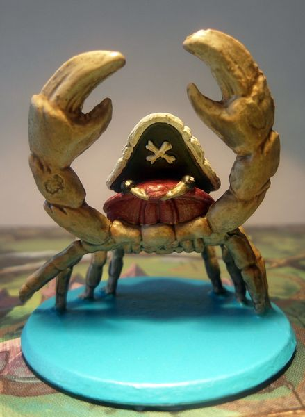 12 Realms - The Crab