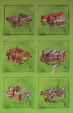 Carcassonne - Les Monastères Néerlandais