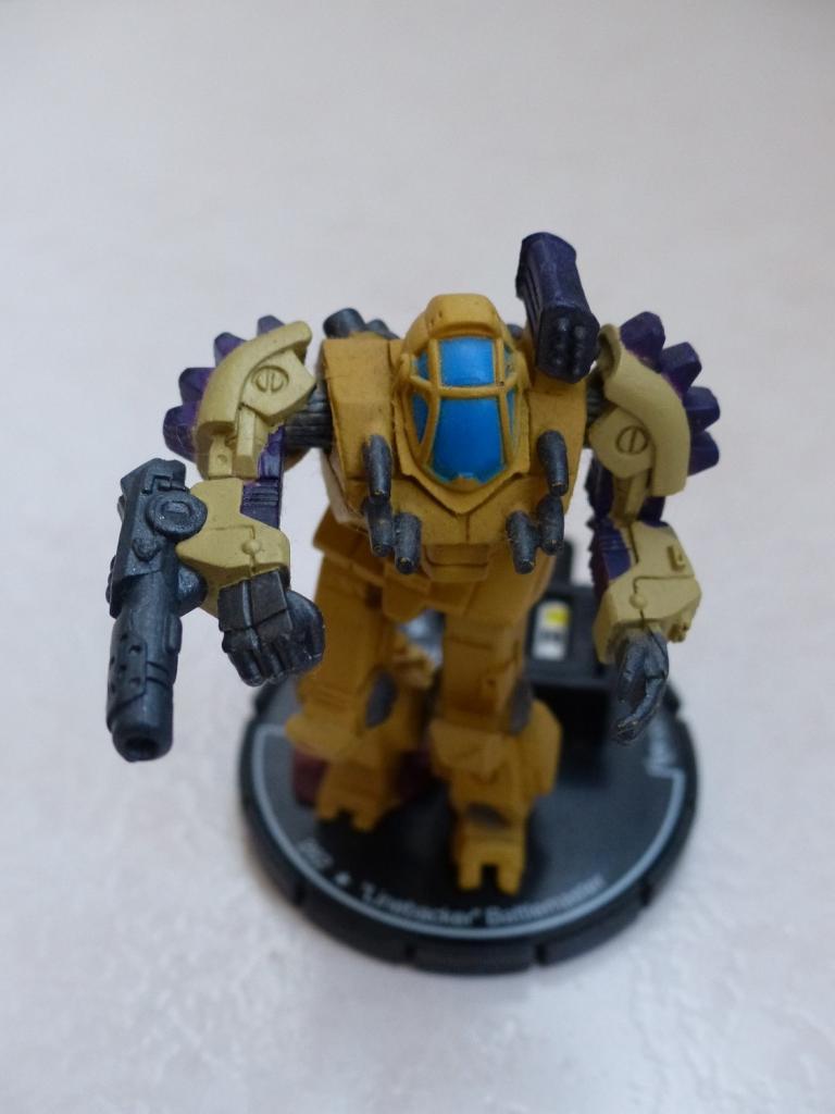 Battletech - Figurine N°262 -