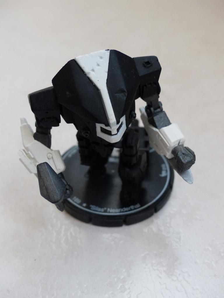 Battletech - Figurine N°189 -