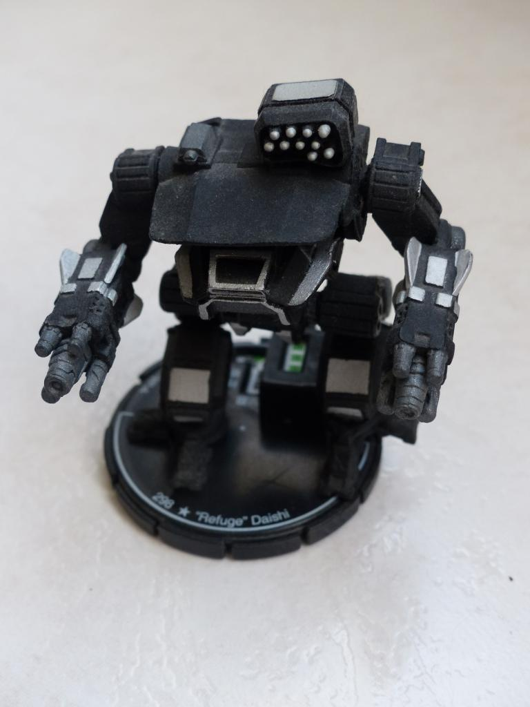 Battletech - Figurine N°298 -