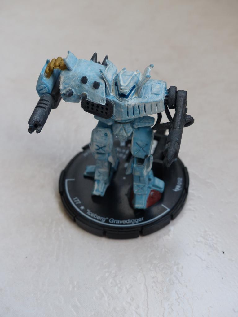 Battletech - Figurine N°177 -