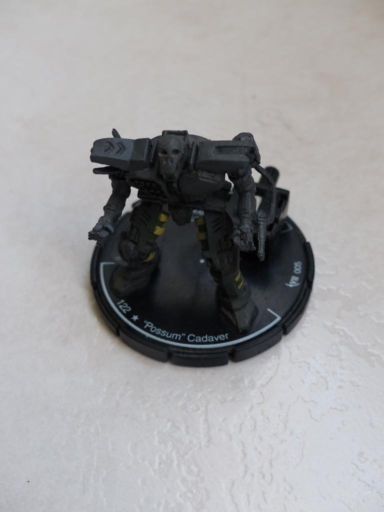 Battletech - Figurine N°122 -