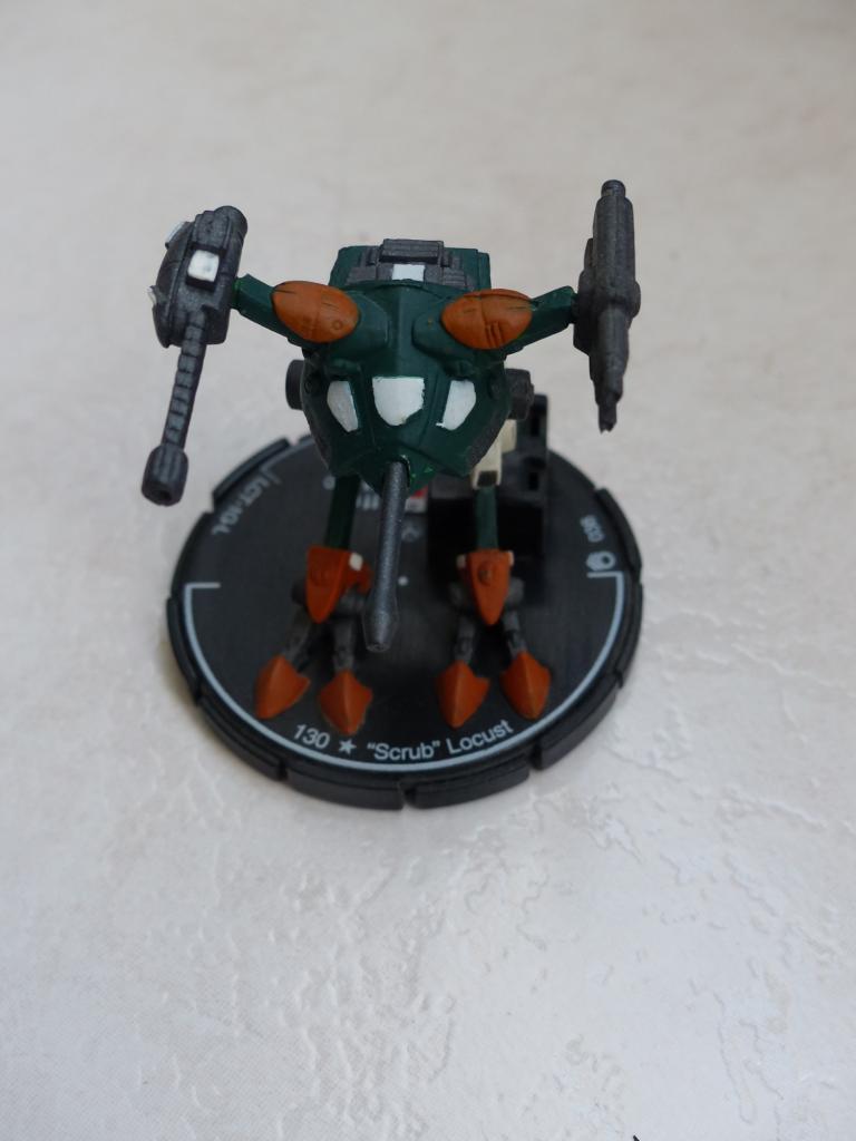 Battletech - Figurine N°130 -