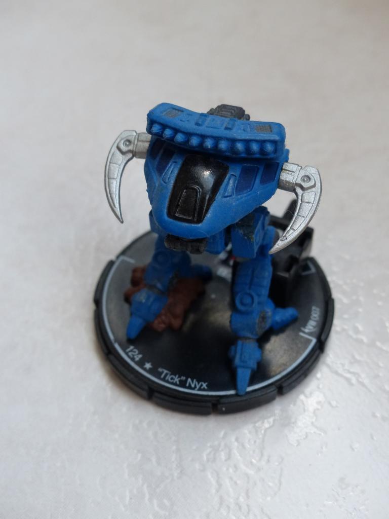 Battletech - Figurine N°124 - Tick Nyx
