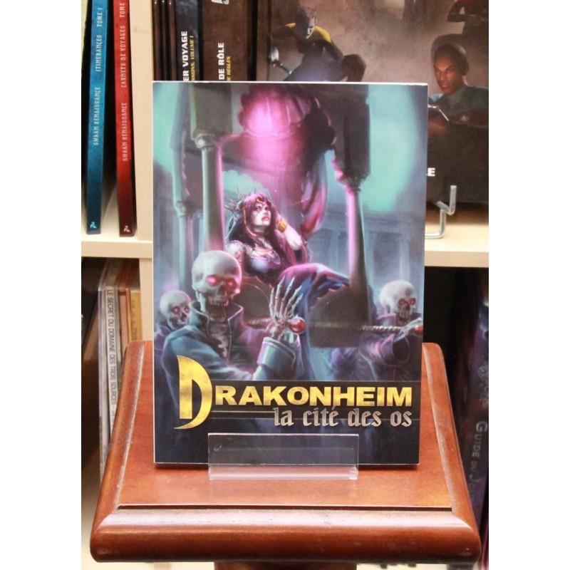 Abstract Dungeon - Drakonheim La Cité Des Os