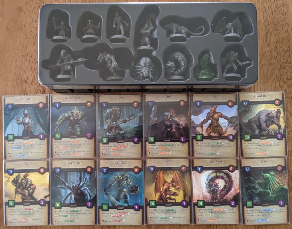 Altar Quest - Lurker Pack