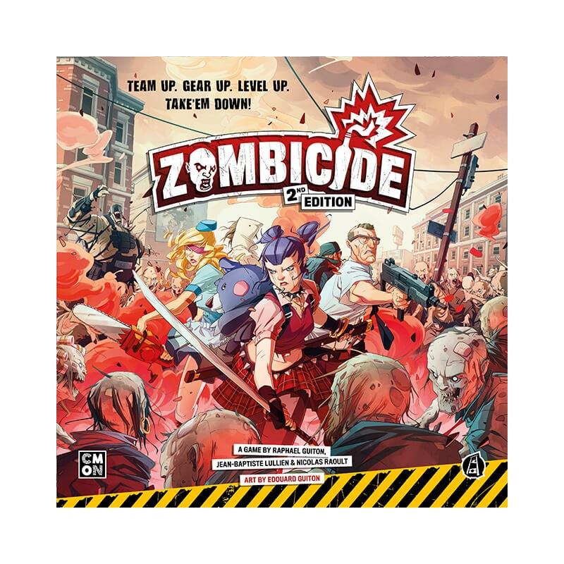 Zombicide - 2ème édition