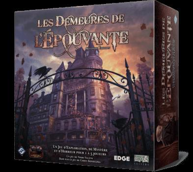 Les Demeures De L'épouvante 2eme édition