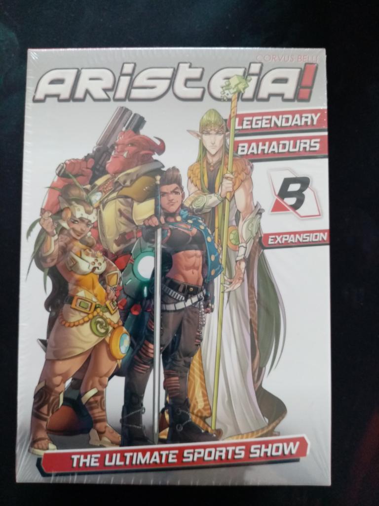 Aristeia! - Legendary Bahadurs