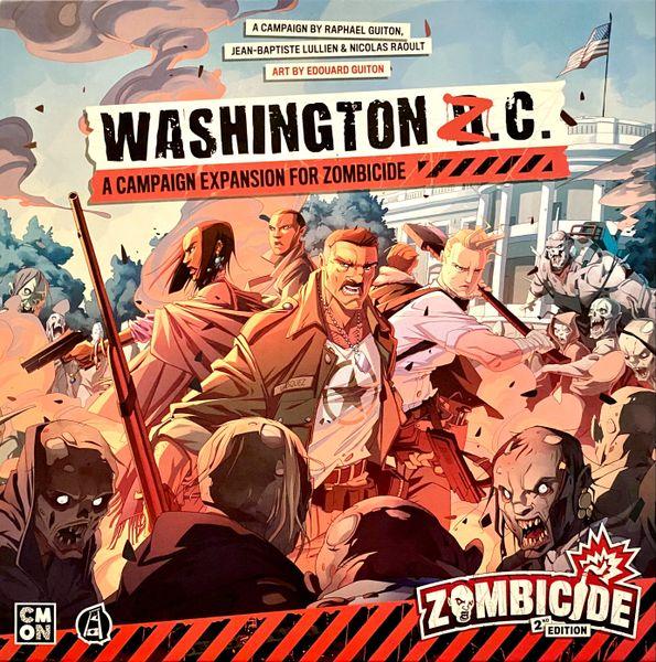 Zombicide - Washington Zc