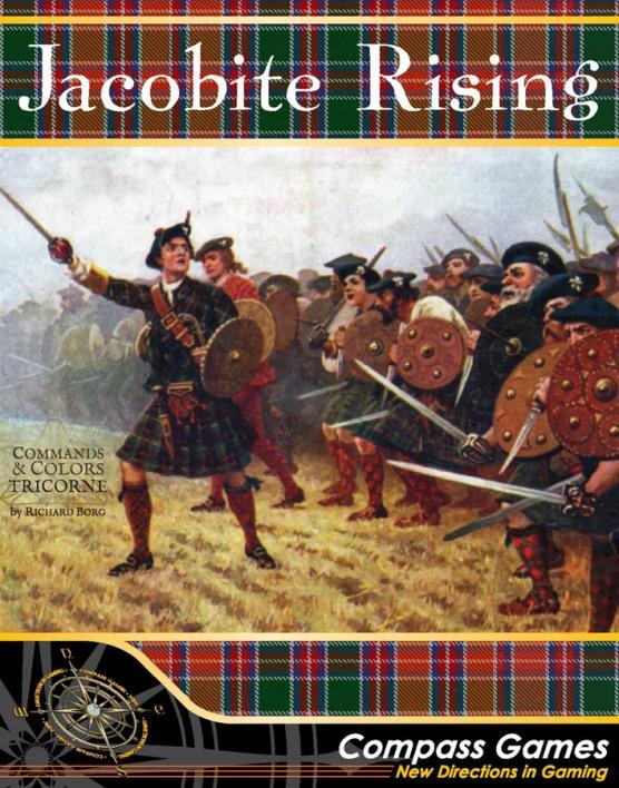 Commands & Colors Tricorne: Jacobite Rising