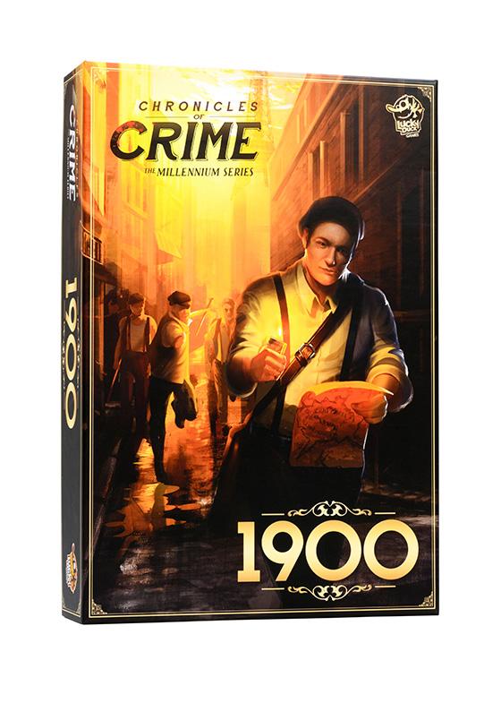 Chronicles Of Crime: Millennium Series - 1900