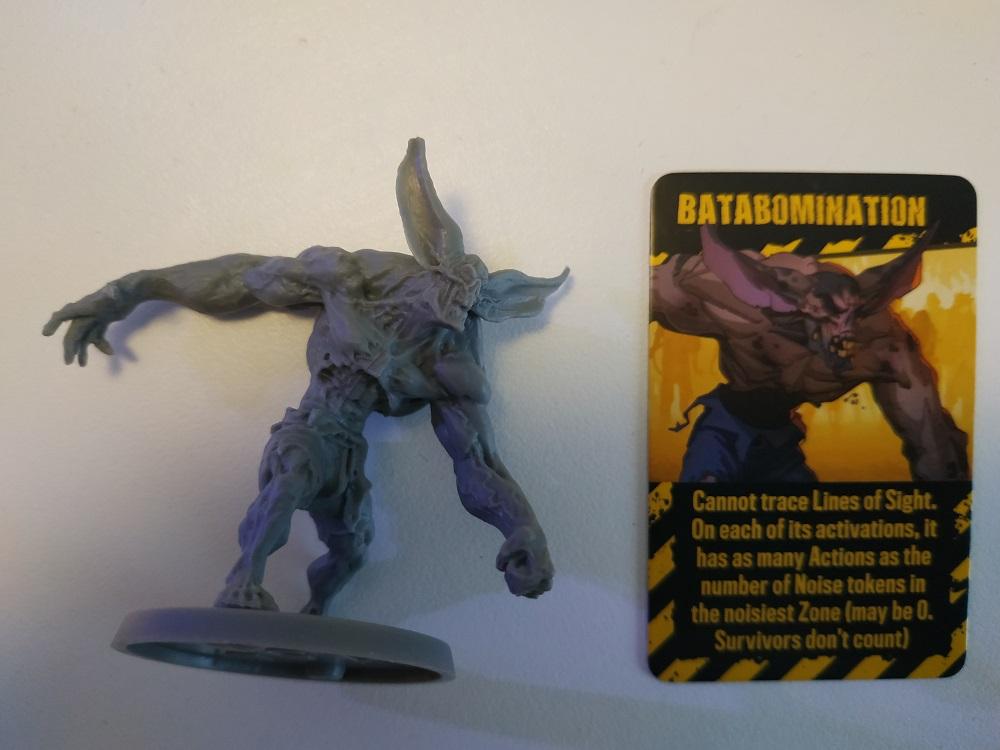 Abomination Batabomination Zombicide V2