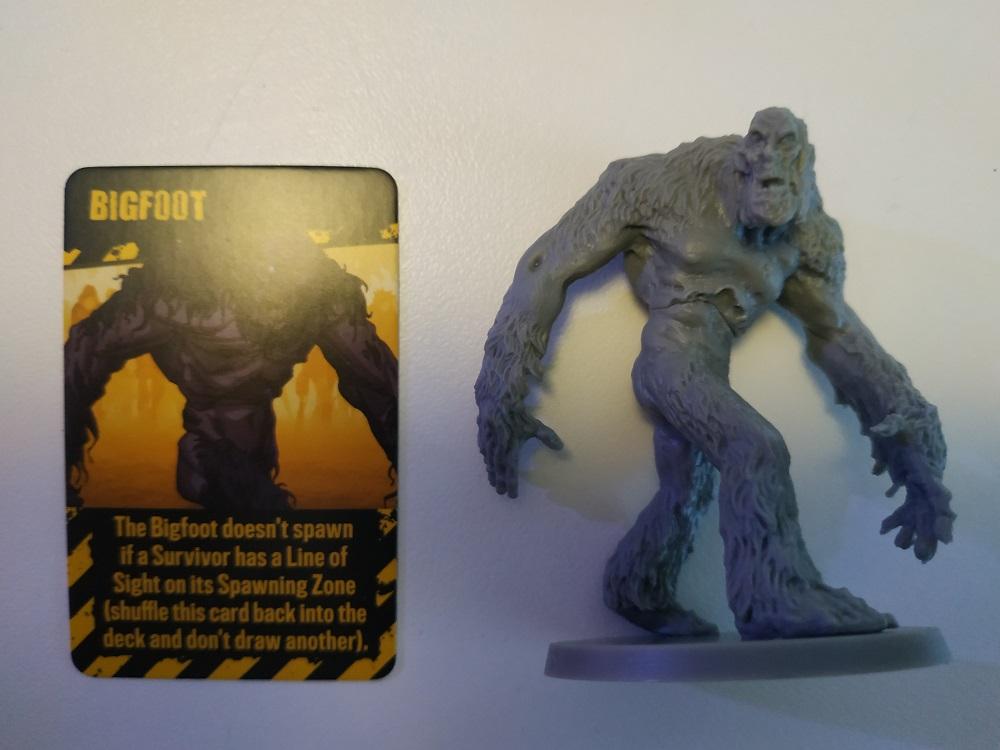 Abomination Bigfoot Zombicide V2
