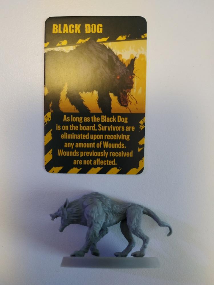 Abomination Black Dog Zombicide V2