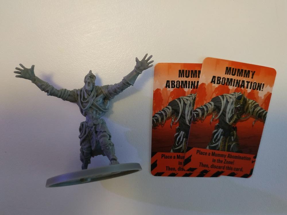 Abomination Mummy Zombicide V2