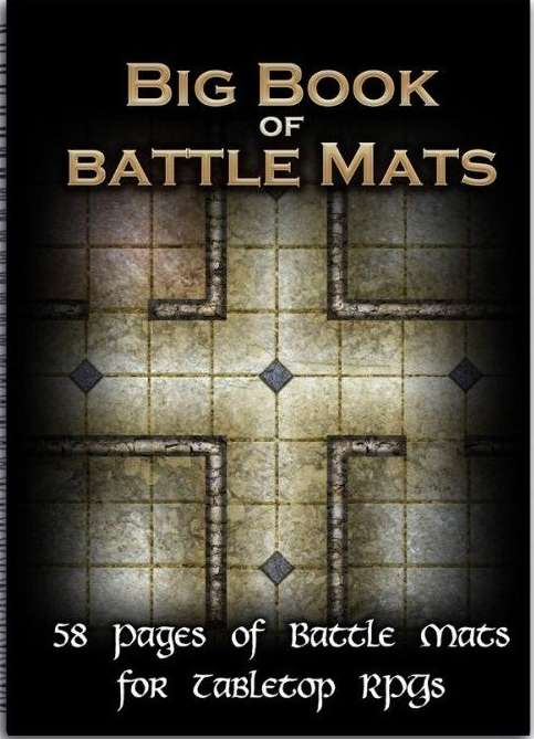 Big Book Battle Mats Vol.1