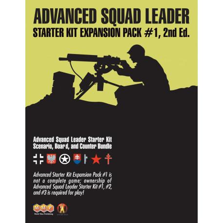 Advanced Squad Leader - Starters Kit Expansion Pack 1