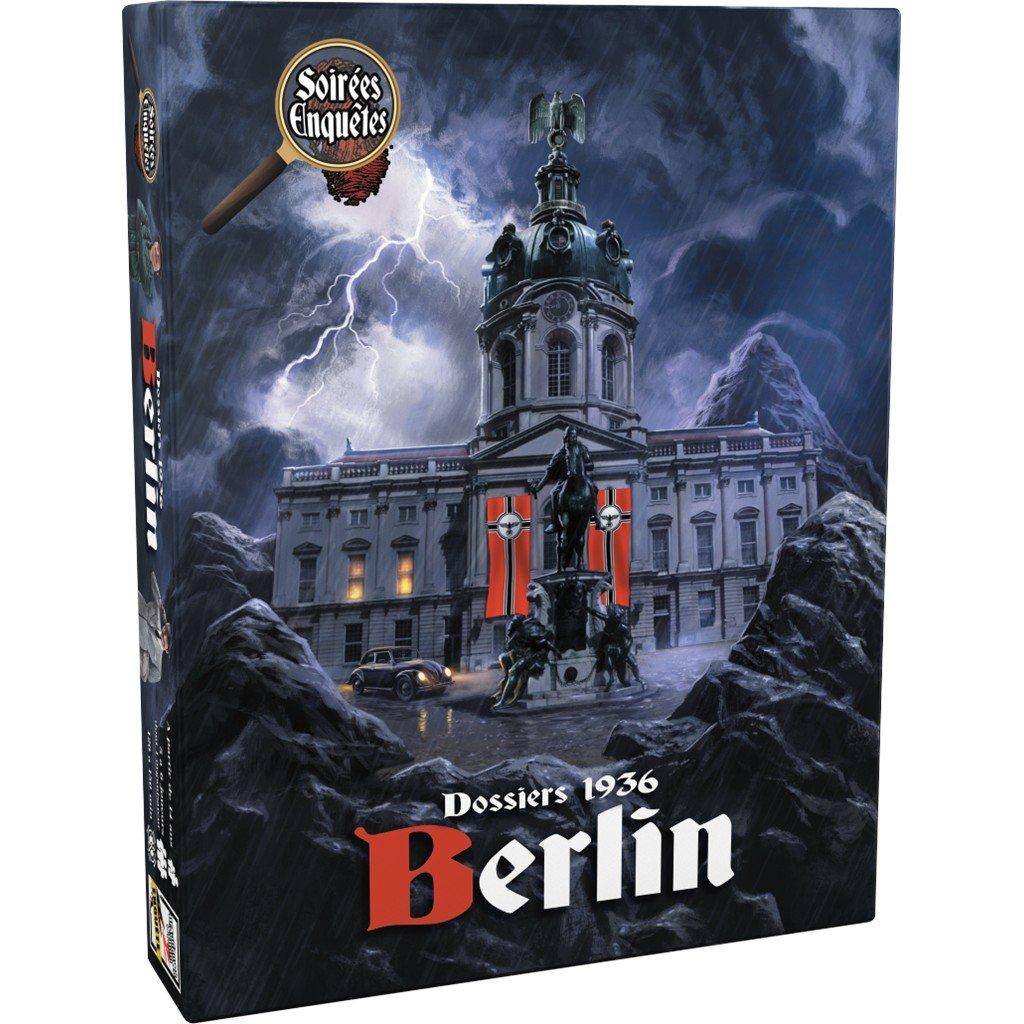 Dossiers 1936 : Berlin