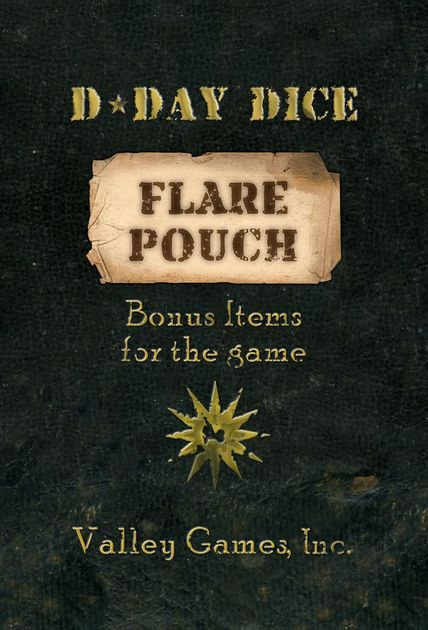 D-day Dice - Flare Pouch