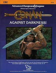 Advanced Dungeons & Dragons - 1st Edition - Module Cb2 - Conan - Against Darkness