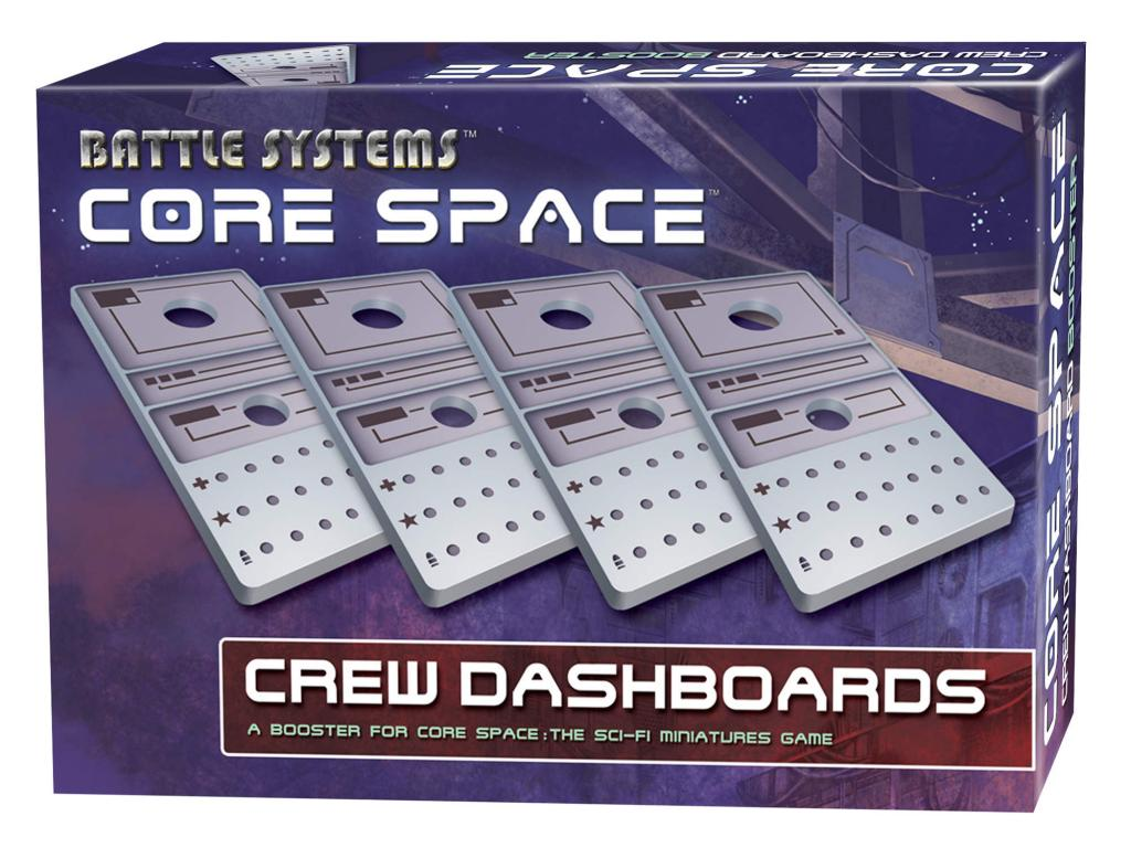Core Space - Crew Dashboards