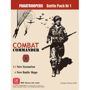 Combat Commander : Europe - Battle Pack 1 : Paratroppers