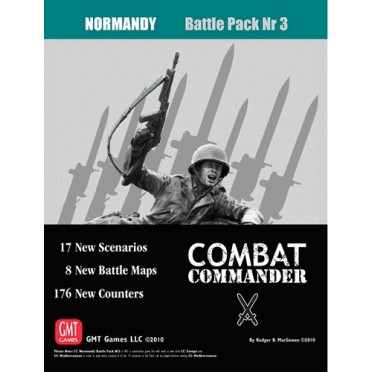 Combat Commander : Europe - Battle Pack 3 : Normandy
