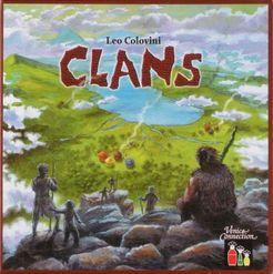 Clans - Pièces Détachées