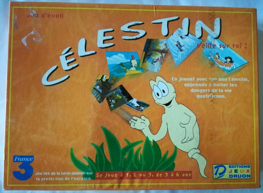 Célestin - Pièces Détachées