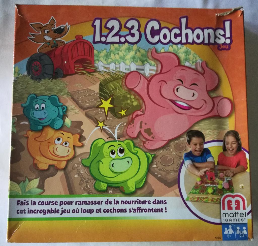 1.2.3 Cochons - Pièces Détachées
