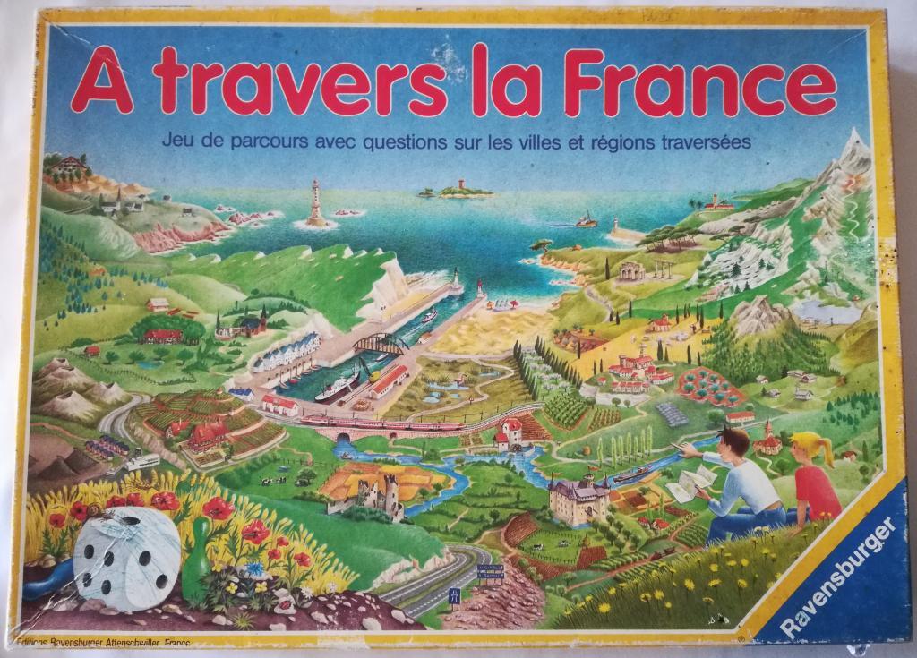 À Travers La France - Pièces Détachées