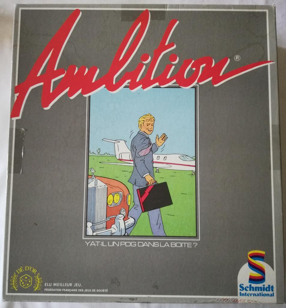 Ambition - Pièces Détachées