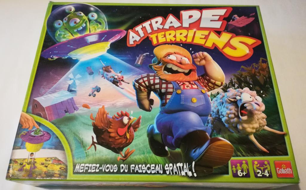 Attrape Terriens - Pièces Détachées