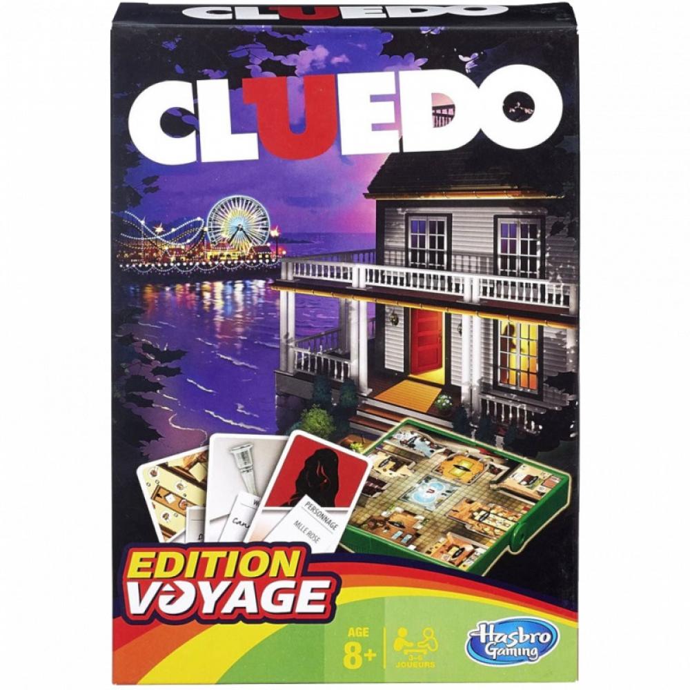 Cluedo : Les Bons Voyages