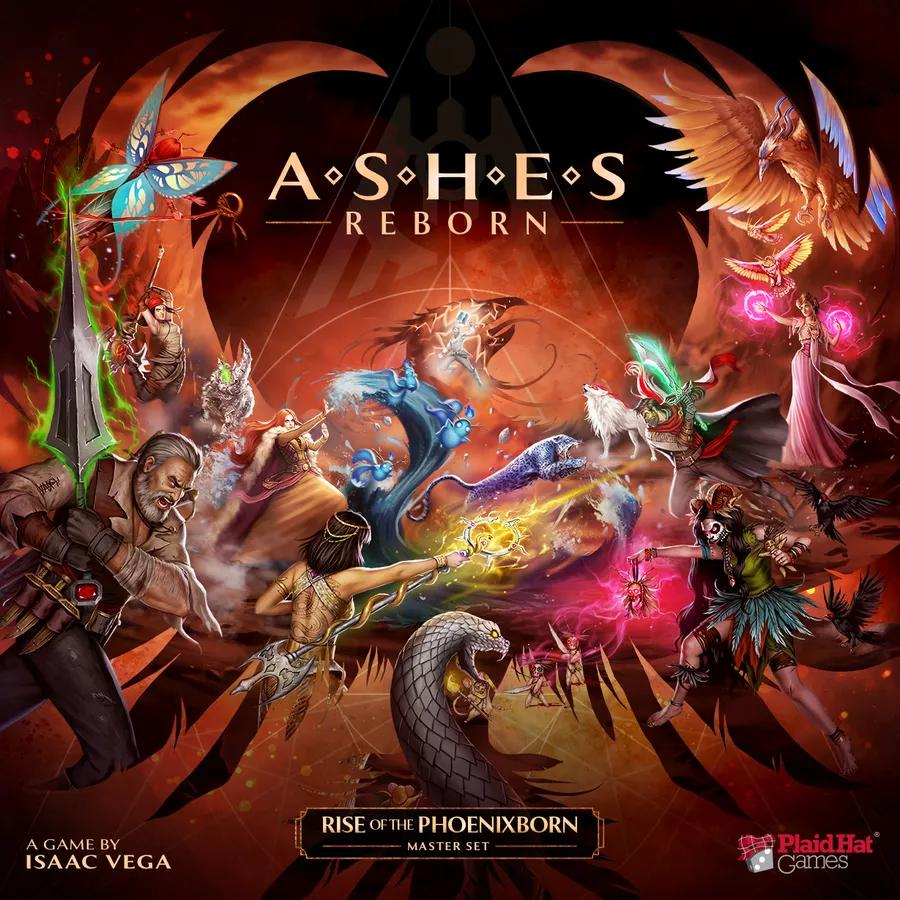 Ashes Reborn : Rise Of The Phoenixborn