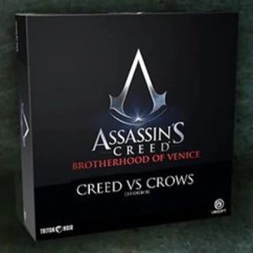 Assassin's Creed: Brotherhood Of Venice - Creed Vs Crows